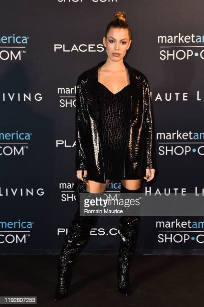 "Jessica Goicoechea attends SHOP.COM & Haute Living's celebration of the release of ""Family Ties"", Fat Joe's newest & last album at the Ridinger..."