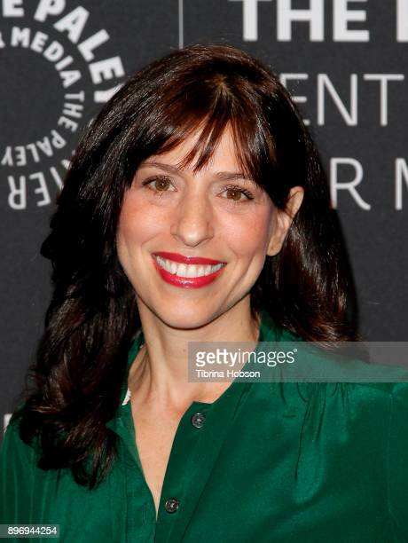 Jessica Goldberg attends the Paley Center For Media's presentation of Hulu's 'The Path' Season 3 premiere at The Paley Center for Media on December...