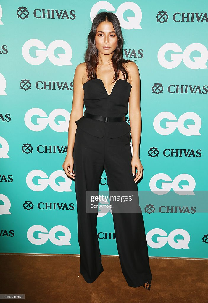 GQ Men Of The Year Awards 2014 - Arrivals