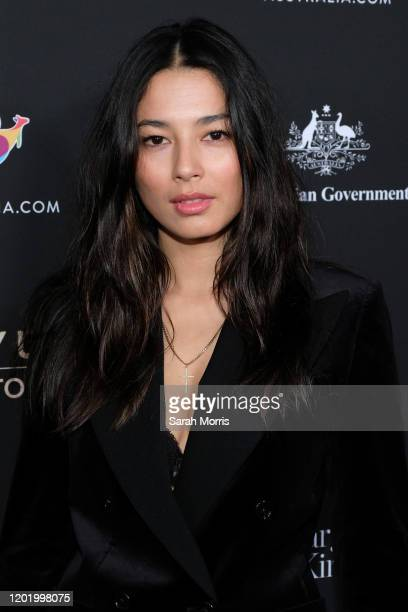 Jessica Gomes attends G'Day USA 2020 at Beverly Wilshire A Four Seasons Hotel on January 25 2020 in Beverly Hills California