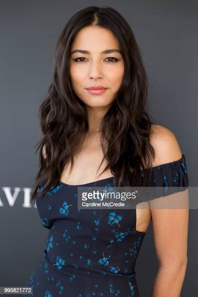 Jessica Gomes attends the David Jones Spring Summer 18 Collections Launch Model Castings on July 11 2018 in Sydney Australia