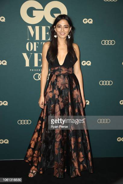 Jessica Gomes attends the GQ Australia Men of The Year Awards at The Star on November 14 2018 in Sydney Australia