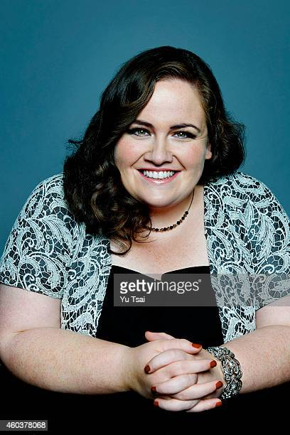 Jessica Gunning is photographed at the Toronto Film Festival for Variety on September 6 2014 in Toronto Ontario