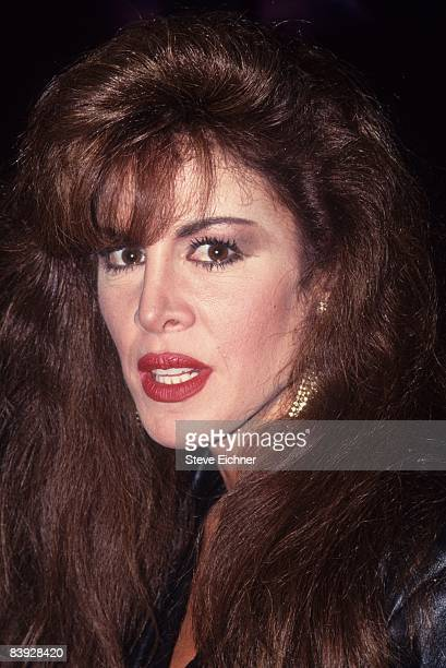 Jessica Hahn at the Club USA in New York City New York
