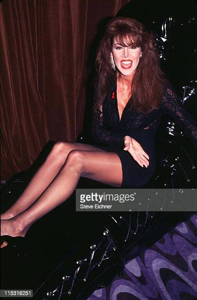 Jessica Hahn during Jessica Hahn at Club USA 1993 at Club USA in New York City New York United States