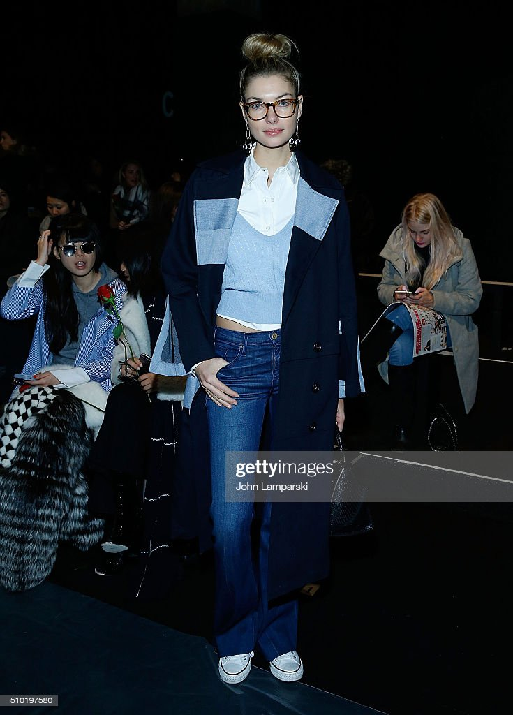 Tome - Front Row & Backstage - Fall 2016 New York Fashion Week: The Shows