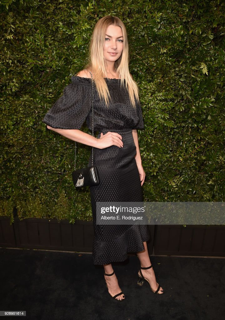 Charles Finch And Chanel Pre-Oscar Awards Dinner At Madeo In Beverly Hills - Arrivals