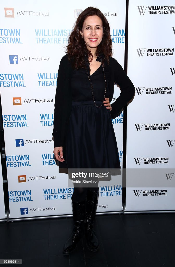 Jessica Hecht attends the 2017 Williamstown Theatre Festival Benefit at TAO Downtown on March 13, 2017 in New York City.