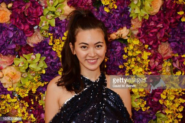 Jessica Henwick attends a special screening of Crazy Rich Asians at The Ham Yard Hotel on September 4 2018 in London England