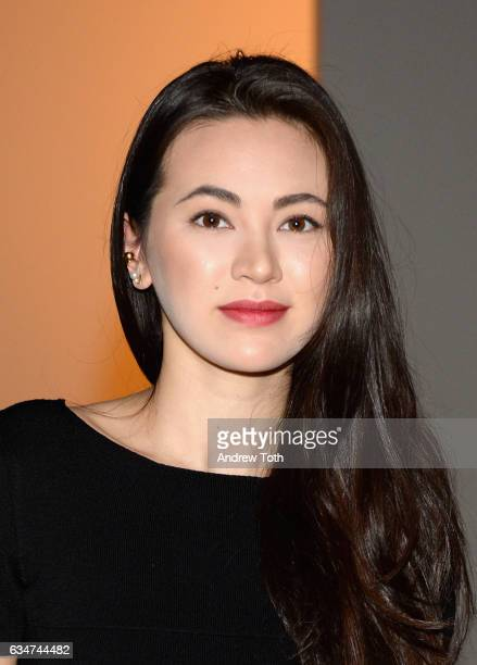 Jessica Henwick attends the Creatures of the Wind collection during New York Fashion Week The Shows at Gallery 2 Skylight Clarkson Sq on February 11...