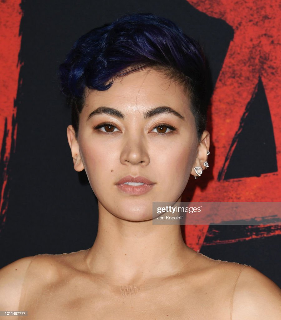 Jessica Henwick Attends The Premiere Of Disney S Mulan On March 09 News Photo Getty Images