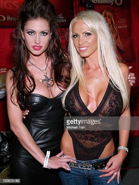 Jessica Jaymes and Nikki Benz