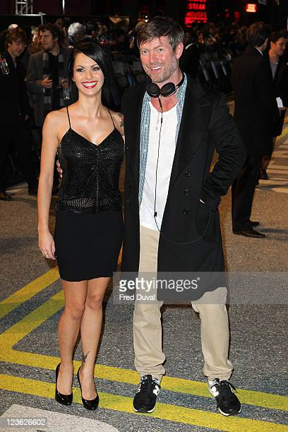 Jessica Jayne Clement arrives at the European premiere of 'Due Date' at Empire Leicester Square on November 3 2010 in London England