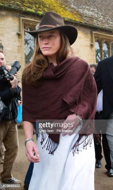 Jessica 'Jecca' Craig friend of Prince William