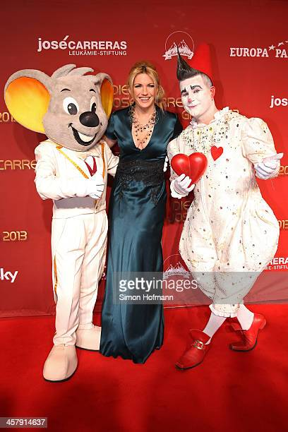 Jessica Kastrop attends the 19th Annual Jose Carreras Gala at Europapark on December 19 2013 in Rust Germany