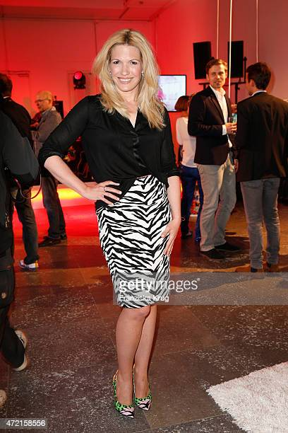 Jessica Kastrop attends the OTTO Exclusive Sport Cooperation celebrations on May 04 2015 in Munich Germany