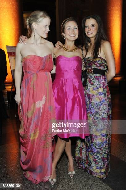 Jessica Kleinknecht Molly Peters and Anna Burke attend AMERICAN MUSEUM OF NATURAL HISTORY'S 2010 Museum Dance Sponsored by LILLY PULITZER at the...