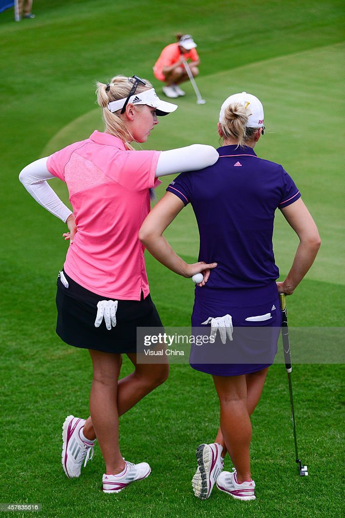 2014 Blue Bay LPGA - Day 3
