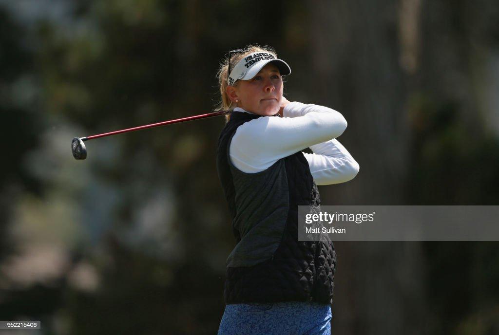 LPGA Mediheal Championship - Round Two