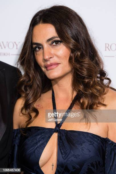 Jessica La Marie Pires attends the Chain Of Hope Gala Ball 2018 at Old Billingsgate on November 16 2018 in London England