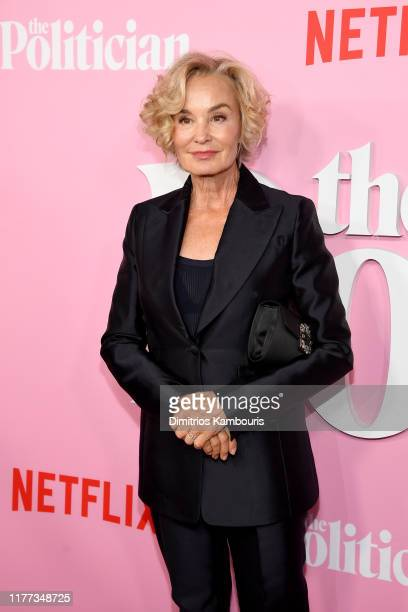 Jessica Lange attends Netflix's The Politician Season One Premiere at DGA Theater on September 26 2019 in New York City