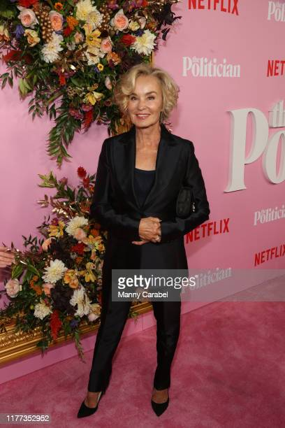 Jessica Lange attends The Politician New York Premiere at DGA Theater on September 26 2019 in New York City
