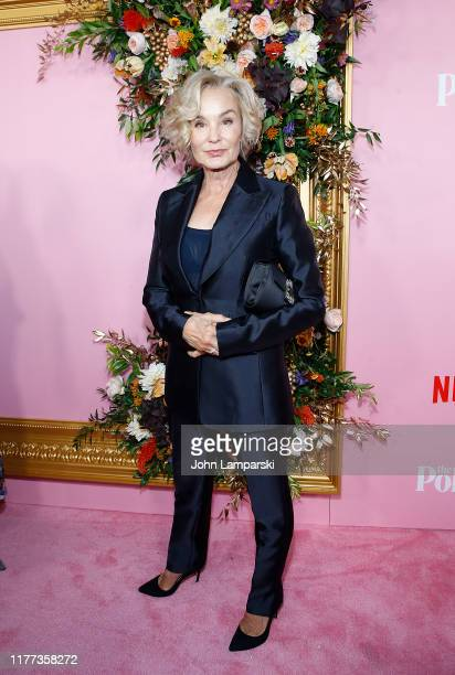 """Jessica Lange attends """"The Politician"""" New York Premiere at DGA Theater on September 26, 2019 in New York City."""