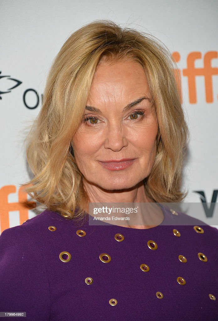 Jessica Lange attends the 'Therese' premiere during the 2013 Toronto International Film Festival at Isabel Bader Theatre on September 7, 2013 in Toronto, Canada.