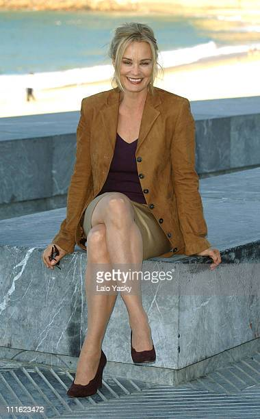 Jessica Lange during San Sebastian Film Festival Jessica Lange Photocall at San Sebastian Film Festival in San Sebastian Spain
