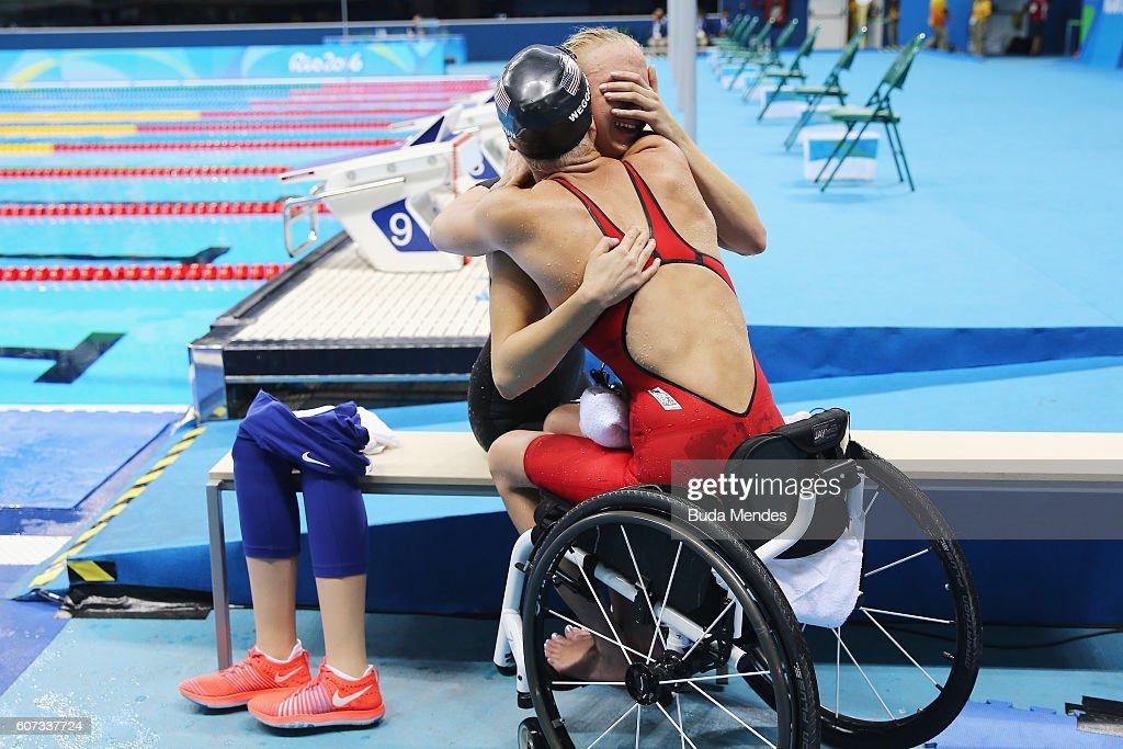 2016 Rio Paralympics - Day 10 : News Photo