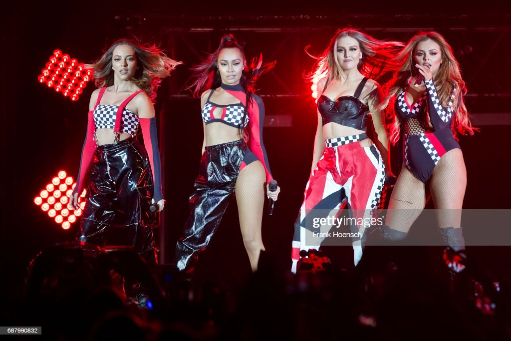 Little Mix Perform In Berlin : News Photo