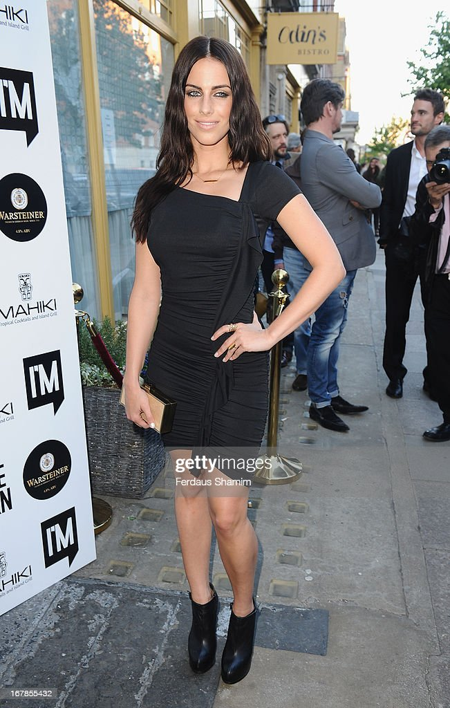 Jessica Lowndes attends the Human Relations private view at Imitate Modern on May 1, 2013 in London, England.