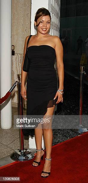 Jessica Lugo during Screening of Wasabi Tuna at Arclight Cineramadome in Hollywood California United States