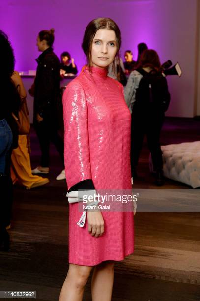 Jessica Markowski attends Beautycon Festival New York 2019 at Jacob Javits Center on April 06 2019 in New York City