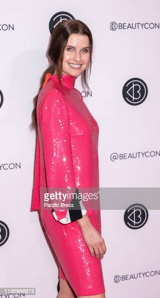 Jessica Markowski attends Beautycon Festival NYC 2019 at Jacob K Javits Convention Center Manhattan