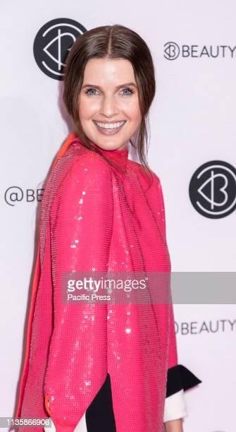 Jessica Markowski attends Beautycon Festival NYC 2019 at Jacob K Javits Convention Center Manhattan