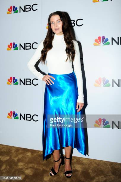 Jessica Markowski attends NBC And The Cinema Society Host A Party For The Casts Of NBC's 20182019 Season at The Four Seasons Restaurant on September...