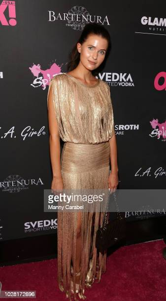 Jessica Markowski attends OK Magazine 12th Annual New York Fashion Week Celebration at Up Down on September 6 2018 in New York City