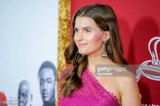 Jessica Markowski attends the Shaft New York Premiere at AMC Lincoln Square Theater on June 10 2019 in New York City