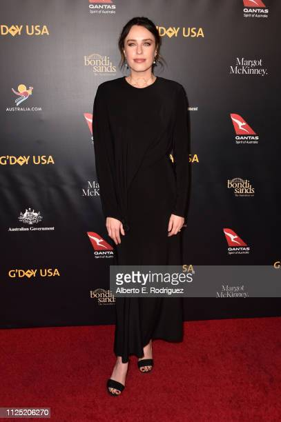 Jessica McNamee attends the 16th annual G'Day USA Los Angeles Gala at 3LABS on January 26 2019 in Culver City California