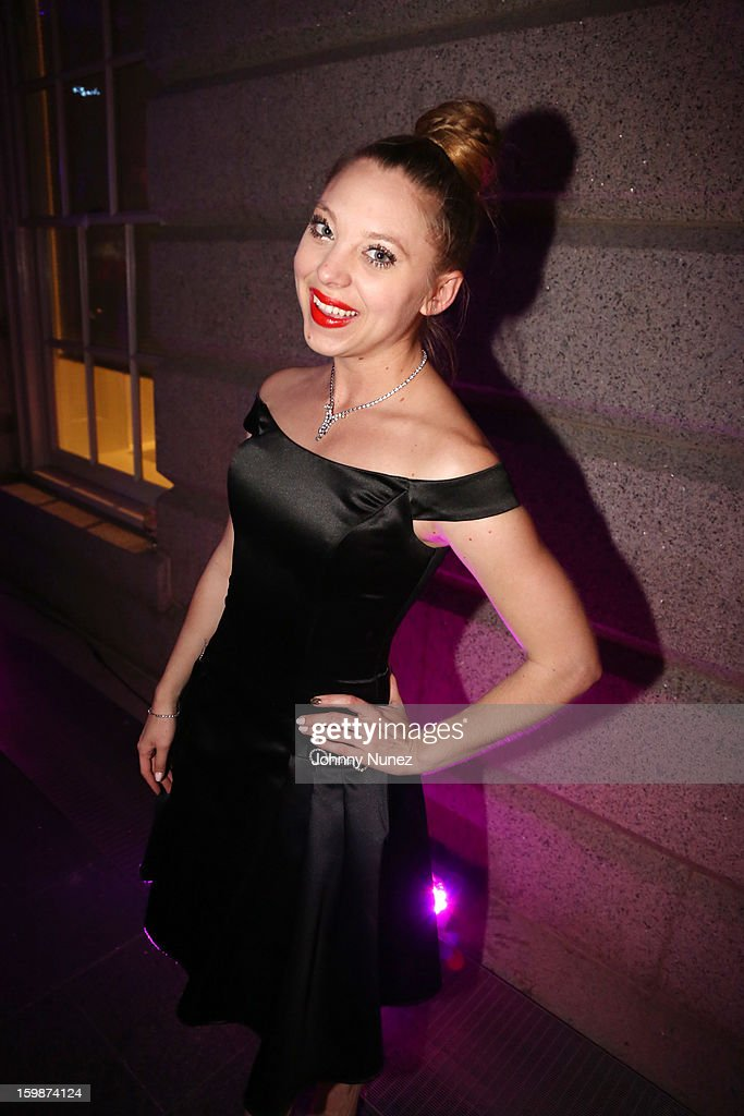 Jessica Mercedes Penzari attends the 2013 BET Networks Inaugural Gala at Smithsonian National Museum Of American History on January 21, 2013 in Washington, United States.