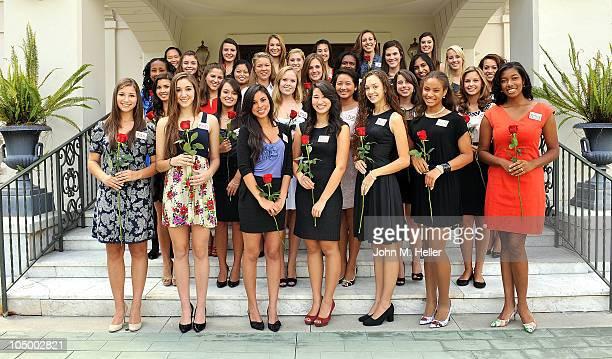 Jessica Montoya, Madeleine San Martin, Tatyane Berrios, Jennifer Der, Lindsey Reed, Morgan Kennedy and Michelle Washington, Giselle Hillier, Megan...