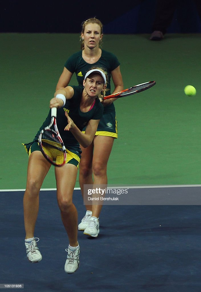 19th Commonwealth Games - Day 7: Tennis
