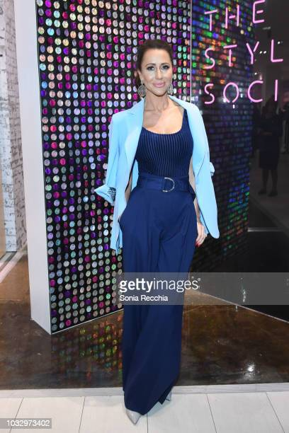 Jessica Mulroney attends Hudson's Bay Style Social at Hudson's Bay on September 13 2018 in Toronto Canada