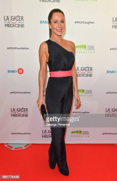 Jessica Mulroney attends Laughter Is The Best Medicine III Gala at Beanfield Centre Exhibition Place on May 13 2017 in Toronto Canada