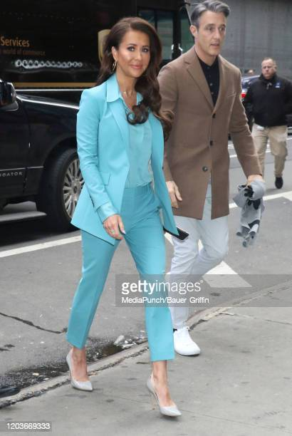 Jessica Mulroney is seen on February 27 2020 in New York City