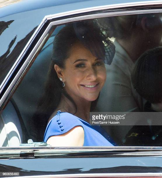 Jessica Mulroney the wedding of Prince Harry to Ms Meghan Markle at St George's Chapel Windsor Castle on May 19 2018 in Windsor England Prince Henry...