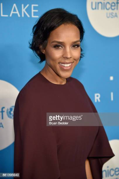 Jessica Nowitzki attends 13th Annual UNICEF Snowflake Ball 2017 at Cipriani Wall Street on November 28 2017 in New York City