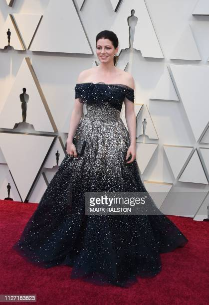Jessica Oyelowo arrives for the 91st Annual Academy Awards at the Dolby Theatre in Hollywood California on February 24 2019
