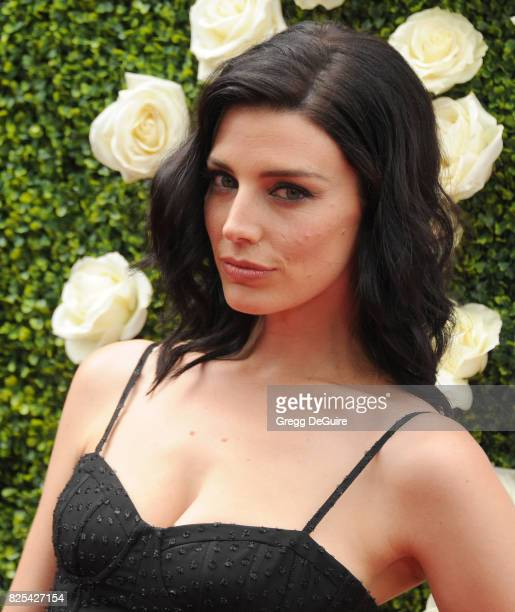 Jessica Pare arrives at the 2017 Summer TCA Tour CBS Television Studios' Summer Soiree at CBS Studios Radford on August 1 2017 in Studio City...